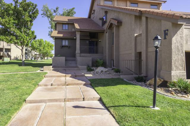 860 S Village Rd #F-5, St George, UT 84770 (MLS #18-197117) :: Remax First Realty