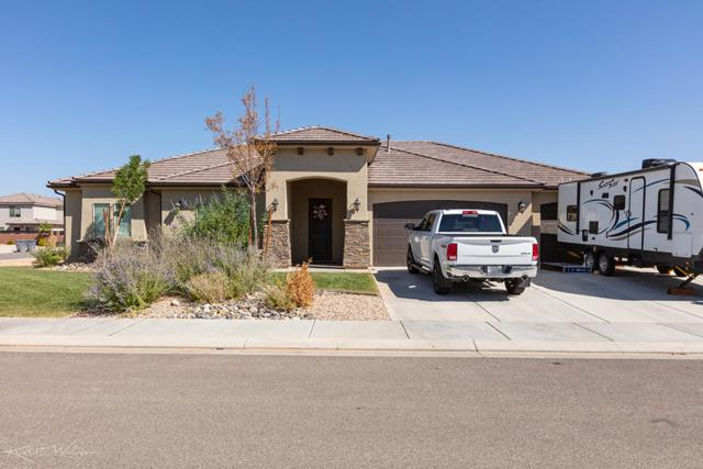 3499 Church Rocks Dr, St George, UT 84790 (MLS #18-197130) :: Saint George Houses