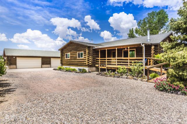 895 N Homestead Dr E, Dammeron Valley, UT 84783 (MLS #18-197133) :: The Real Estate Collective
