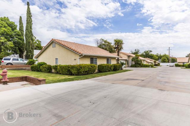 252 N 400 W #1, St George, UT 84770 (MLS #18-197238) :: The Real Estate Collective