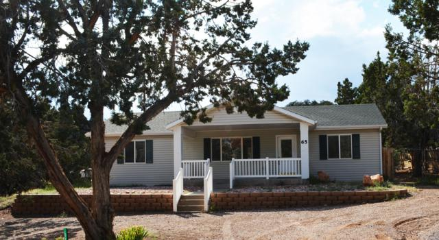 65 N Butch Cassidy Trail, Central, UT 84722 (MLS #18-197286) :: Saint George Houses