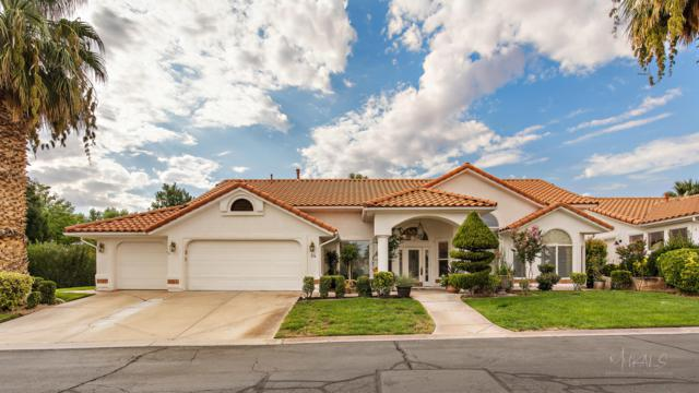 145 S Crystal Lakes Dr #84, St George, UT 84770 (MLS #18-197331) :: The Real Estate Collective