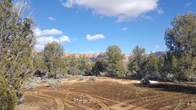 120 Acres With Gorgeous Views, Apple Valley, UT 84737 (MLS #18-197417) :: The Real Estate Collective