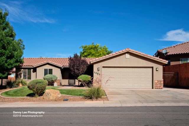 1063 N Ocotillo Dr, Washington, UT 84780 (MLS #18-197455) :: The Real Estate Collective