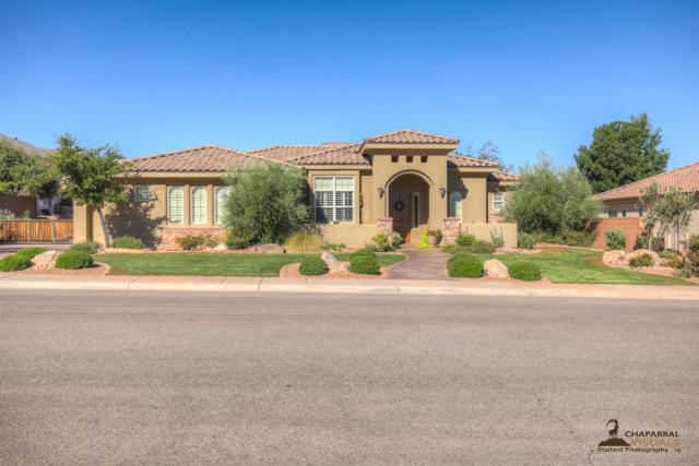 2196 S 1300 W, St George, UT 84770 (MLS #18-197472) :: The Real Estate Collective