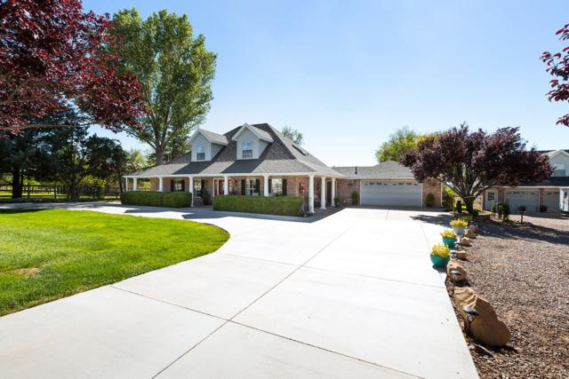 885 N Horsemans Park Dr, Dammeron Valley, UT 84783 (MLS #18-197544) :: Saint George Houses