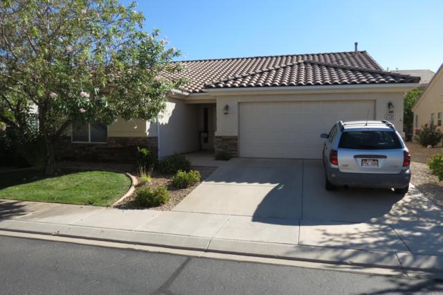 4395 S Kiva Hill Dr, St George, UT 84790 (MLS #18-197568) :: Saint George Houses