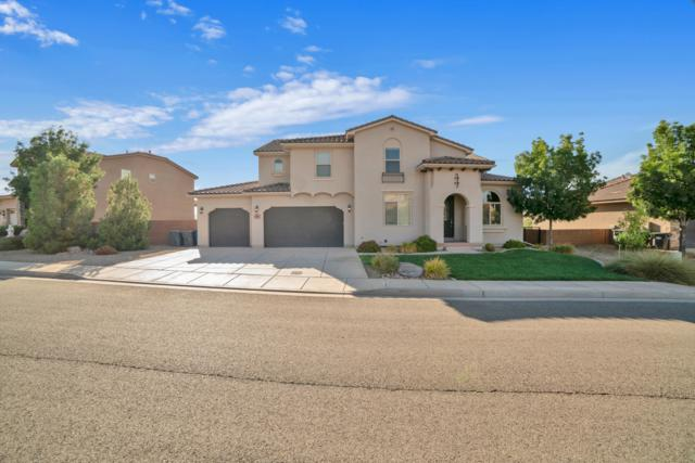 3526 S Barcelona Dr, St George, UT 84790 (MLS #18-197569) :: The Real Estate Collective
