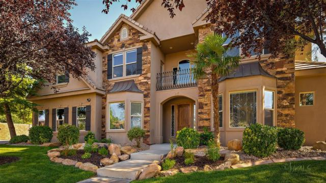 1736 E Flagstone, St George, UT 84790 (MLS #18-197618) :: The Real Estate Collective