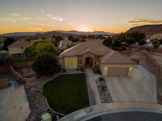 2478 S 2310 Cir E, St George, UT 84790 (MLS #18-197631) :: The Real Estate Collective