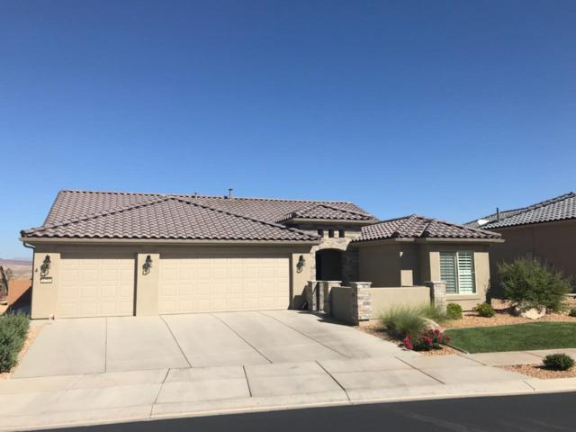 1384 Silk Berry Dr, St George, UT 84790 (MLS #18-197648) :: Saint George Houses
