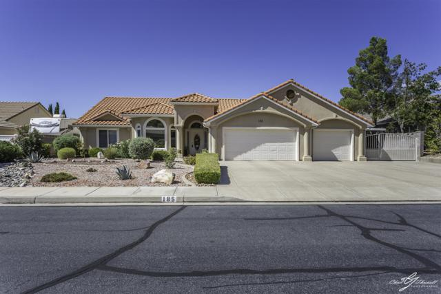 185 N 1100 W, St George, UT 84770 (MLS #18-197764) :: Diamond Group