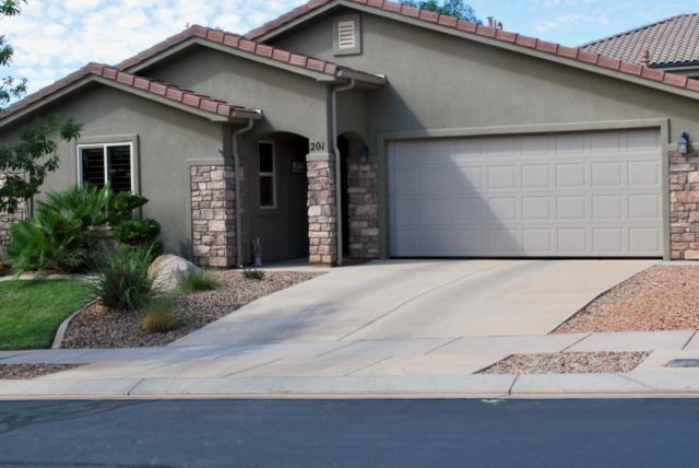 2031 E Colorado Dr #201, St George, UT 84790 (MLS #18-197787) :: Saint George Houses