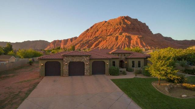 160 W 200 N, Ivins, UT 84738 (MLS #18-197802) :: The Real Estate Collective