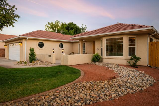 1758 E 2370 S St, St George, UT 84790 (MLS #18-197851) :: The Real Estate Collective