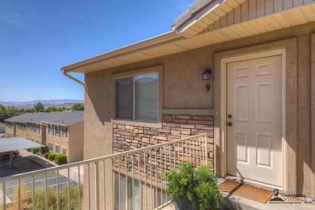 435 N Stone Mountain Dr #9, St George, UT 84770 (MLS #18-197853) :: The Real Estate Collective