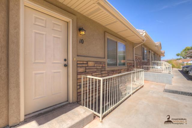435 N Stone Mountain Dr #10, St George, UT 84770 (MLS #18-197854) :: Remax First Realty