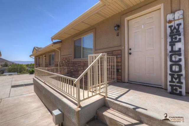 435 N Stone Mountain Dr #11, St George, UT 84770 (MLS #18-197855) :: Remax First Realty