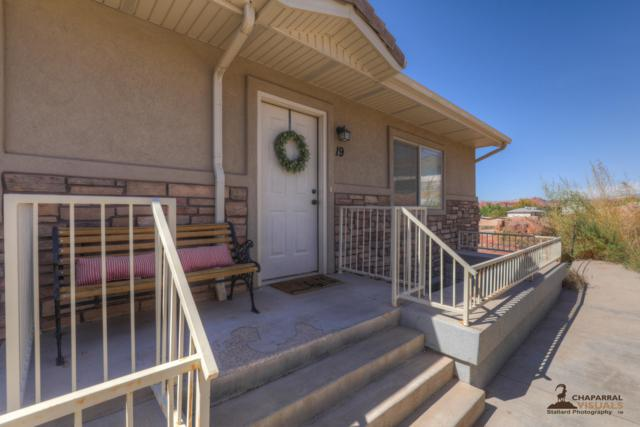 435 N Stone Mountain Dr #19, St George, UT 84770 (MLS #18-197858) :: The Real Estate Collective