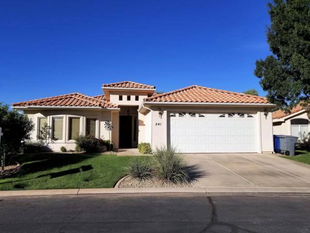 1165 W Indian Hills #241, St George, UT 84770 (MLS #18-197924) :: The Real Estate Collective