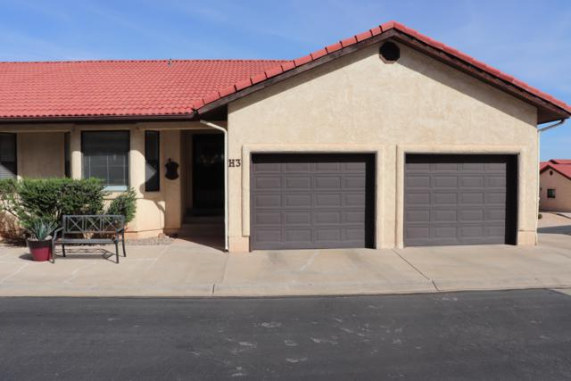 161 W 950 S #H3, St George, UT 84770 (MLS #18-197935) :: Diamond Group