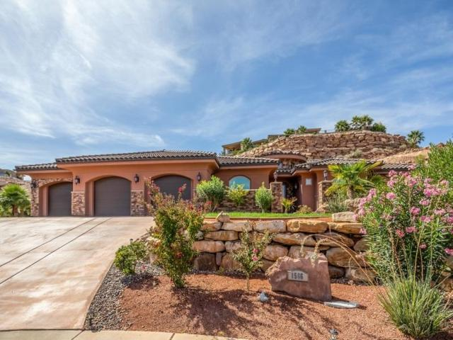 1566 S 2520 Cir E, St George, UT 84790 (MLS #18-197982) :: The Real Estate Collective