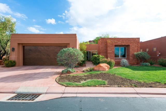 2410 Entrada Trail #39, St George, UT 84770 (MLS #18-198106) :: The Real Estate Collective