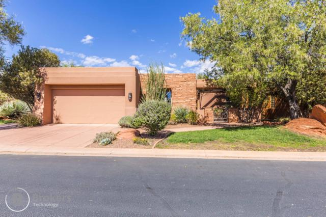 2410 W Entrada Trail #43, St George, UT 84770 (MLS #18-198150) :: The Real Estate Collective