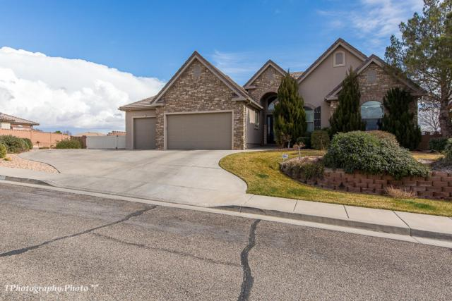 989 S Golda Dr, St George, UT 84790 (MLS #18-198220) :: The Real Estate Collective