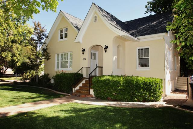 223 S Main St, St George, UT 84770 (MLS #18-198221) :: The Real Estate Collective
