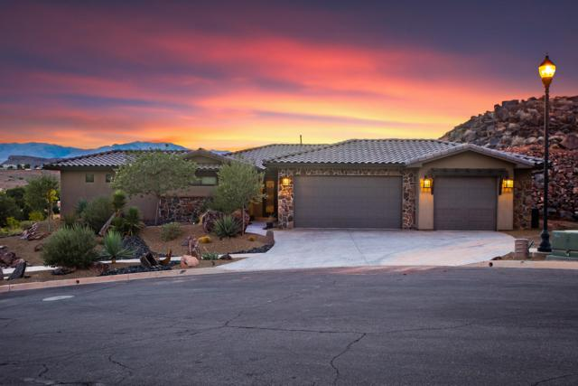 990 S Homestead Cir, St George, UT 84770 (MLS #18-198406) :: Red Stone Realty Team
