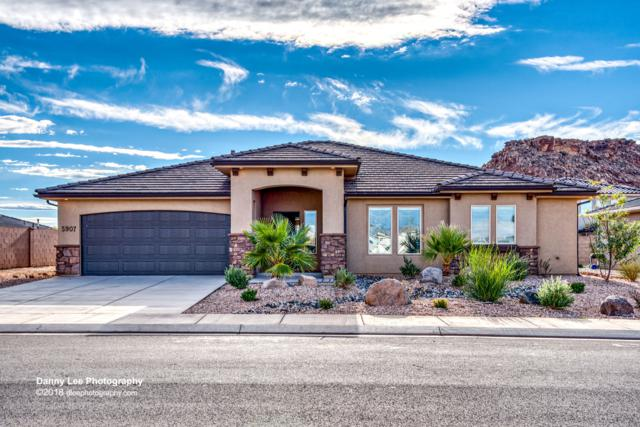 5907 S Vega Way, St George, UT 84790 (MLS #18-198442) :: Remax First Realty