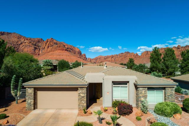 140 Tuacahn Dr #25, Ivins, UT 84738 (MLS #18-198464) :: The Real Estate Collective