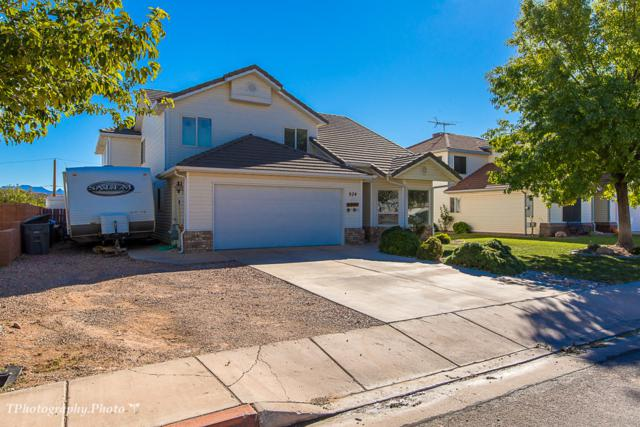 924 N 100 W, Hurricane, UT 84737 (MLS #18-198479) :: Diamond Group