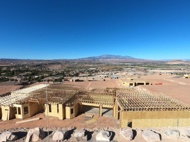 1819 S Rhyolite Ln, St George, UT 84790 (MLS #18-198486) :: The Real Estate Collective