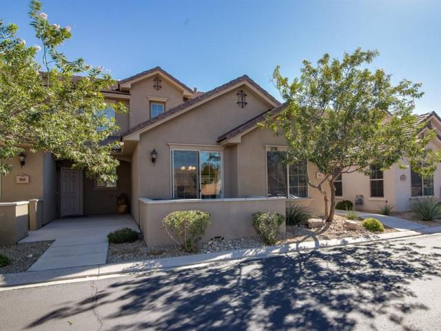 3439 S Barcelona Dr #81, St George, UT 84790 (MLS #18-198516) :: Remax First Realty
