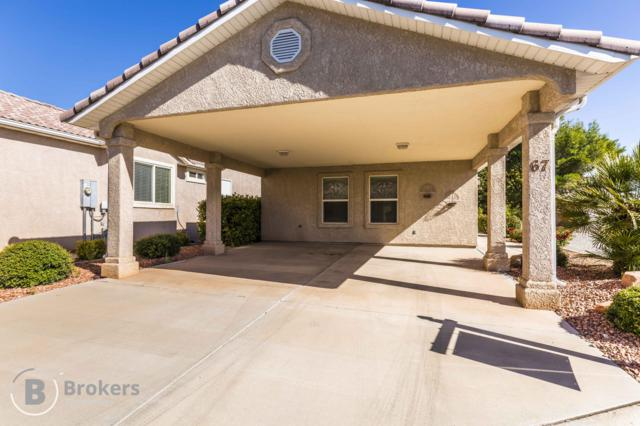 2990 E Riverside Dr #67, St George, UT 84790 (#18-198766) :: Red Sign Team