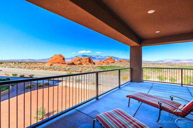 5260 W Villas North Dr N #201, Hurricane, UT 84737 (MLS #18-198807) :: The Real Estate Collective