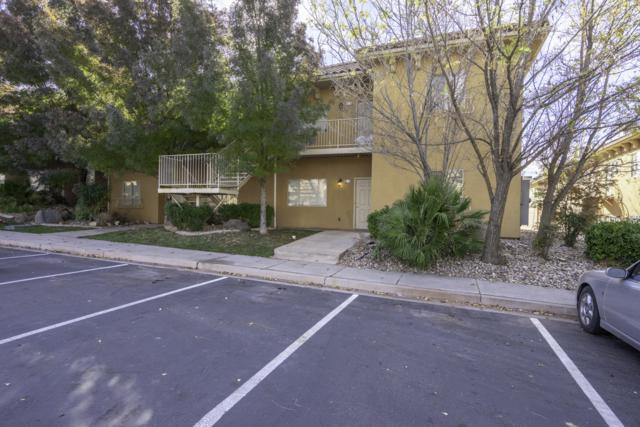 700 N Main #G4, Washington, UT 84780 (MLS #18-198824) :: Saint George Houses