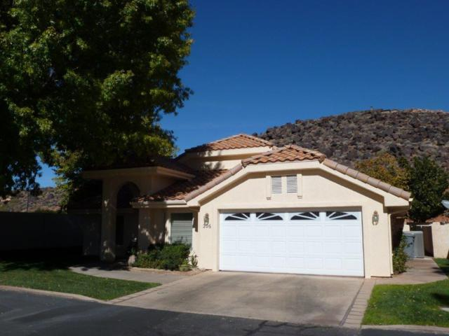 1165 W Indian Hills Dr #206, St George, UT 84770 (MLS #18-198875) :: The Real Estate Collective