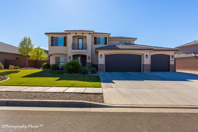 2916 E Crimson Ridge Dr, St George, UT 84790 (MLS #18-198880) :: Diamond Group