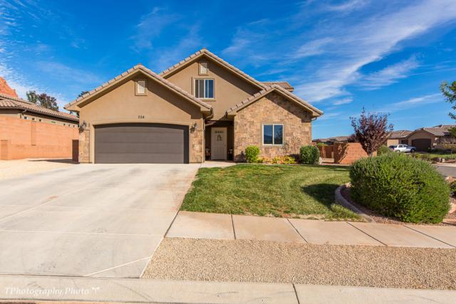 254 Falcon Ct, Ivins, UT 84738 (MLS #18-198889) :: The Real Estate Collective