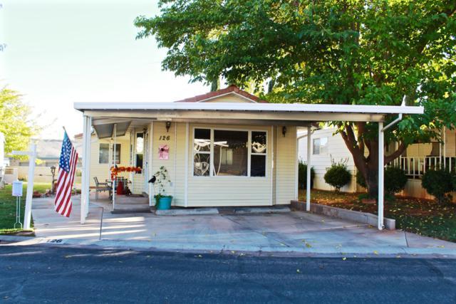 180 N 1100 #126, Washington, UT 84780 (MLS #18-198944) :: The Real Estate Collective