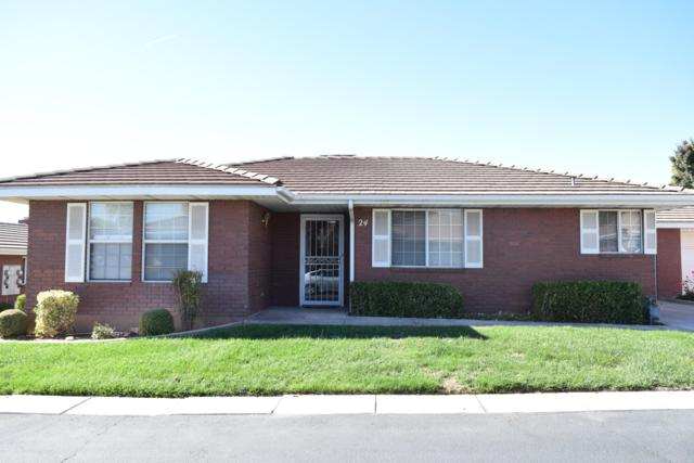 970 E 700 S #24, St George, UT 84790 (MLS #18-198955) :: Remax First Realty