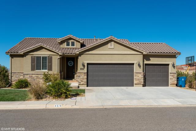 469 E Barcelona Dr, St George, UT 84790 (MLS #18-198964) :: The Real Estate Collective