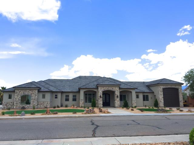 1863 N Centennial Dr, St George, UT 84770 (MLS #18-199054) :: Diamond Group