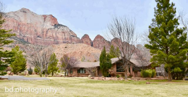 103 Gifford Park Dr, Springdale, UT 84767 (MLS #18-199060) :: Remax First Realty