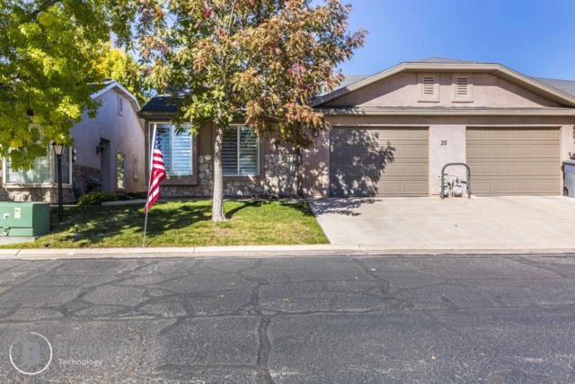 2050 W Canyon View Dr #35A, St George, UT 84770 (MLS #18-199087) :: Remax First Realty