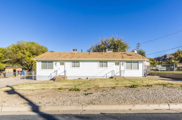 21 & 23 E 70 N, La Verkin, UT 84745 (MLS #18-199161) :: Saint George Houses