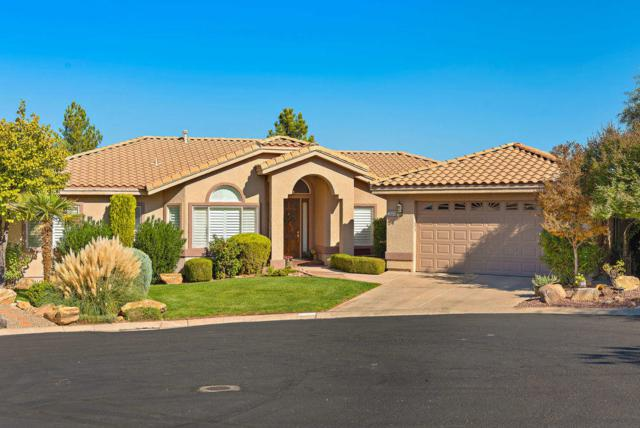 222 Golden Eagle Cir, St George, UT 84770 (MLS #18-199185) :: Remax First Realty